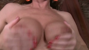 Silvia Saint does her best to make your rod harder in unparalleled scene