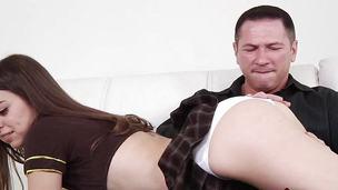 Riley Reid is a horny little sex beast