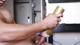 Trisha Parks plays everywhere the brush stepbrother and his fleshlight