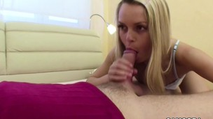 German Step-Sister and Step-brother fuck when nobody home