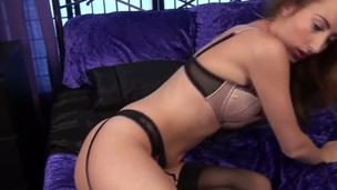 Sophia Smith has toy-hungry wet hole - sexy tube Pornalized.com