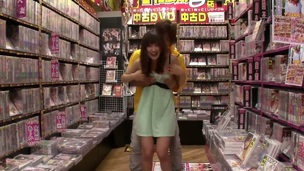 Tourist across some teeny stranger in the video shop came painless a surprise all round Yukiko Suo, but after this guy kissed her, jammed her bums and squeezed her boobs, the dish cried uncle.