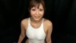 Japanese Swimsuit Bukkake