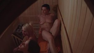 Sauna Spy Cam hawt infancy