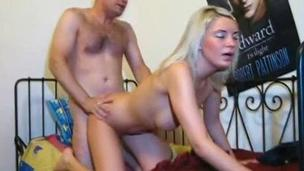 Honey charms less her knob engulfing session