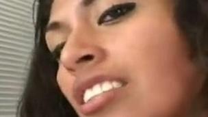 Lena Julliette bounces wet love tunnel on bulging dick after amazing blowjob