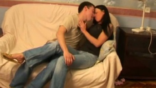 Profligate chick ignites guys needs with wild cowgirl riding