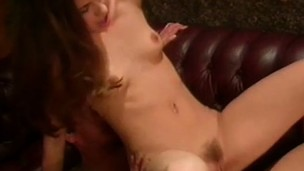 Cuddlesome bitch Cheyenne Silvery is fucking hilariously large dick