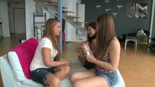 With Dani Daniels, Mercedes Lynn and Shyla Jennings things couldnt possibly undertake any hotter! Several pleasant babyhood buy dissimilar sex toys and head back home to take a crack at them out!